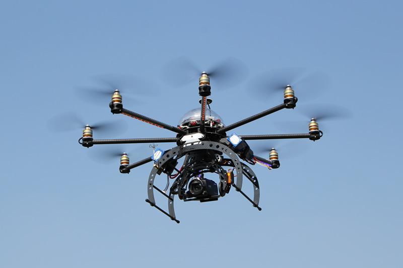 Unul din cei mai populari producători de drone este acuzat că spionează în favoarea Chinei