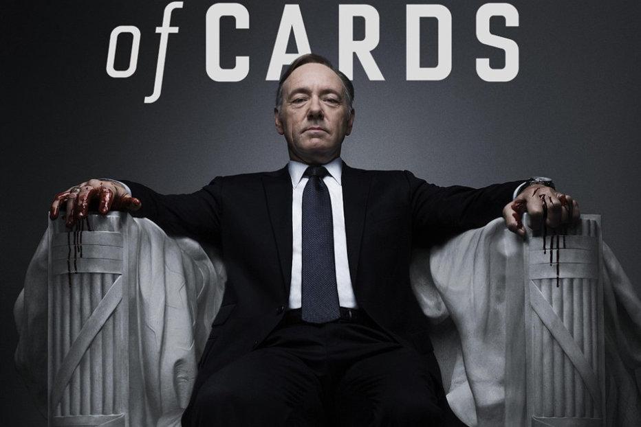 """Ce se întâmplă cu """"House of Cards"""" după scandalul sexual în care a fost implicat Kevin Spacey. Anunţul producătorilor serialului"""