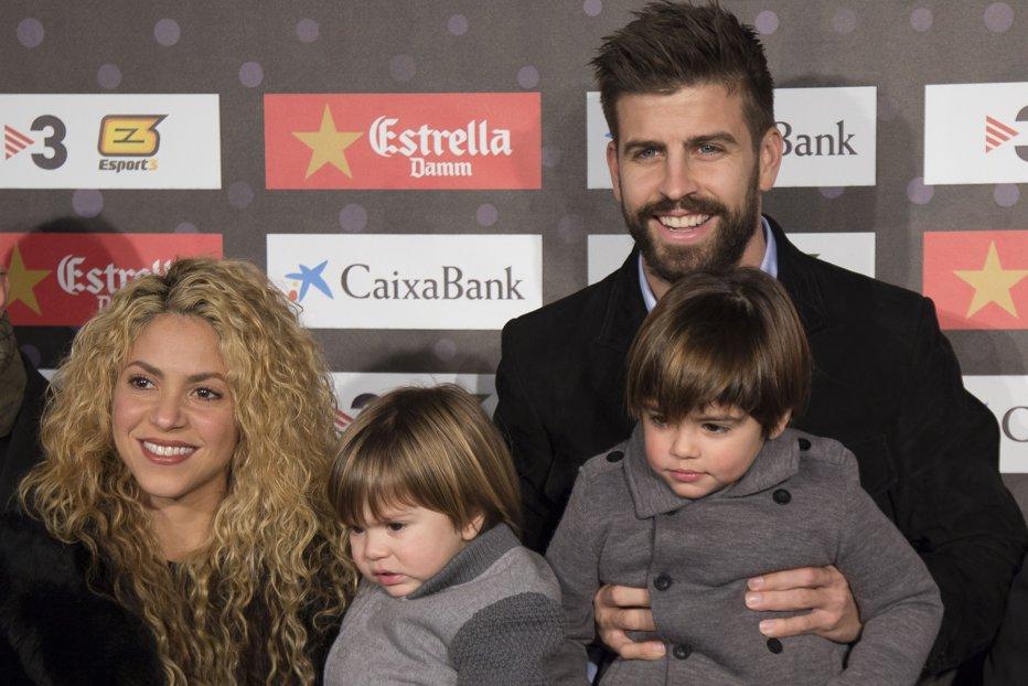 Gerard Pique rupe tăcerea despre relaţia cu Shakira: