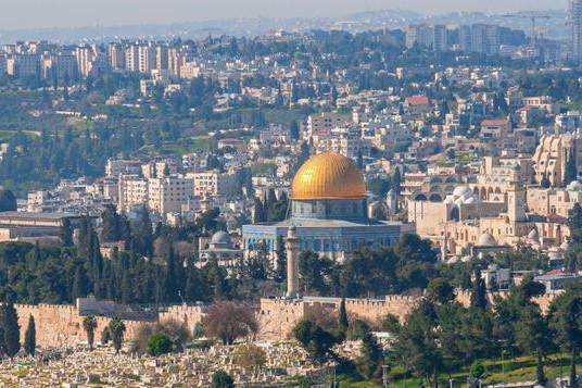 Întrebări şi răspunsuri controversate despre Ierusalim, centrul religios al celor trei mari religii monoteiste, care va deveni capitala Israelului