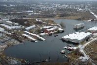 Imaginea articolului Oraşul în care apocalipsa vine în fiecare zi. Casele sunt înghiţite de gropi uriaşe care se umplu instantaneu cu apă. VIDEO