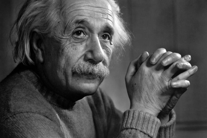 Care e secretul fericirii? Răspunsul a fost scris de Einstein pe un bilet care acum valorează 1,56 milioane de dolari