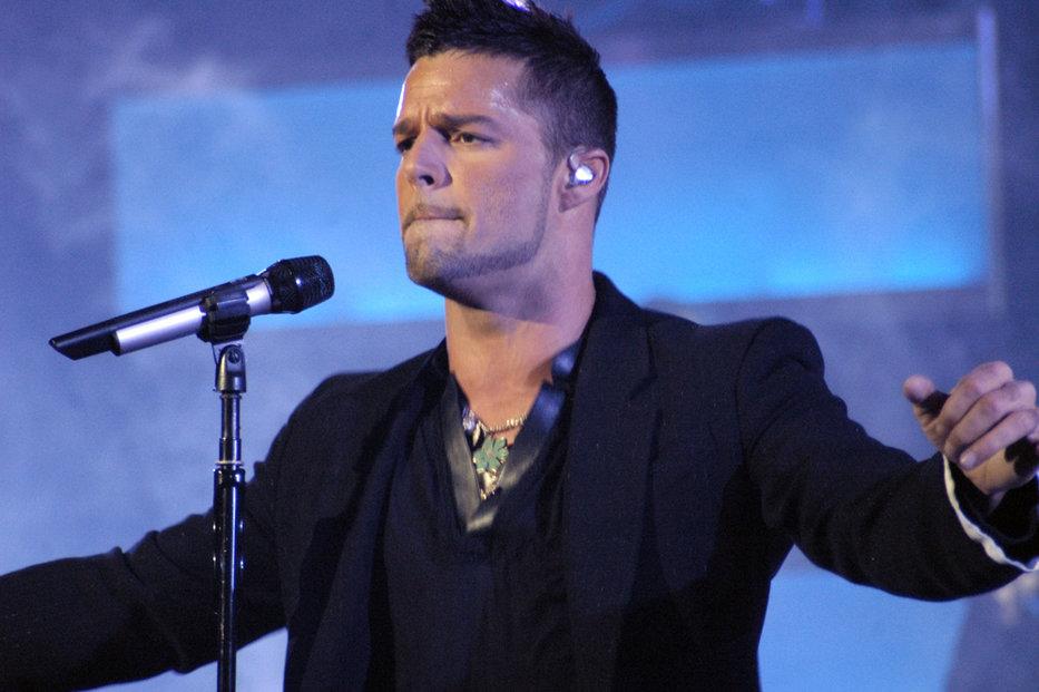 Ricky Martin s-a căsătorit