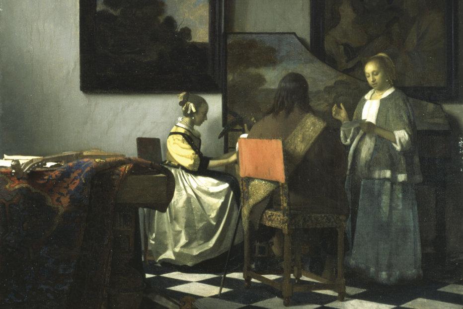 Recompensă impresionantă pentru informaţii despre cel mai mare furt de tablouri din istorie.O singură pictură valorează cel puţin 200 de milioane de dolari