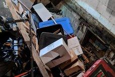Descoperirea surprinzătoare făcută de o familie din SUA, după ce podeaua garajului s-a prăbuşit în timpul nopţii
