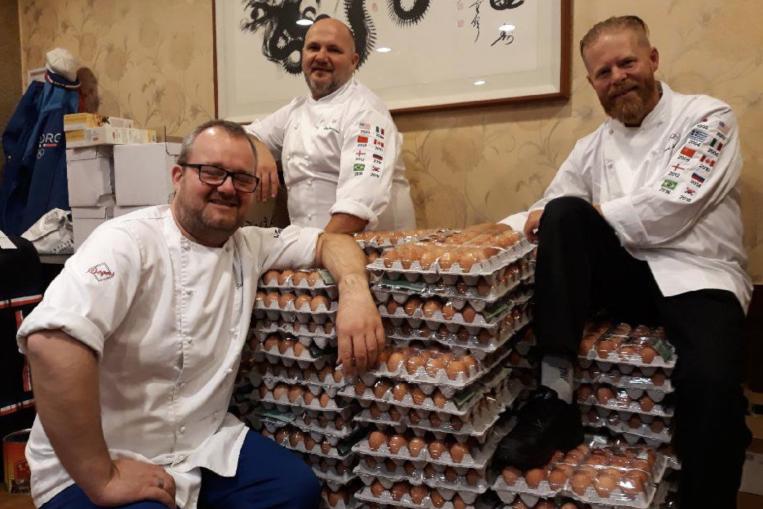 Surpriza pe care au avut-o bucătarii norvegieni de la Jocurile Olimpice, după ce au comandat 1.500 de ouă folosind Google Translate