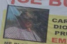 """Cel mai ciudat banner de pe străzile Mexicului a isterizat reţelele de socializare. """"Carlos, testul de sarcină a ieşit pozitiv. Semnat: Prietena ta"""""""