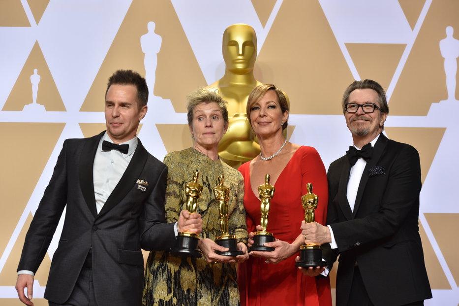 Discursul care a ridicat în picioare toate femeile nominalizate la Oscar: Staţi alături de mine!