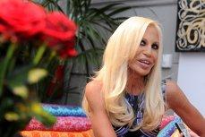 """Casa Versace anunţă că renunţă la produsele din blănuri: """"Nu vreau să omor animale pentru a face modă"""
