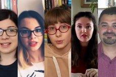 """Booktuberii români, tinerii care au făcut cărţile să fie """"cool'' pe Internet: """"Absolut orice inovaţie ori pas important al omenirii, fie el bun sau rău, a avut o oarecare legătură cu literatura''"""