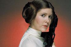 Cine ar putea juca rolul prinţesei Leia în