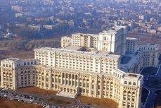 Parlamentul României, platou de filmare pentru o telenovelă