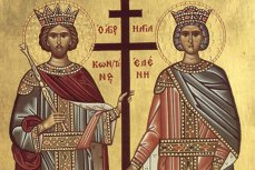 Cine au fost Constantin şi Elena, cei doi sfinţi prăznuiţi în 21 mai. Tradiţii şi obiceiuri
