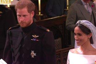 Ea este femeia care a suferit cel mai mult la nunta prinţului Harry. Imaginile au devenit virale pe internet