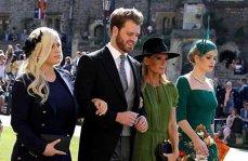 Tânărul care a furat toate privirile la nunta prinţului Harry cu Meghan Markle. Cine este Louis Spencer