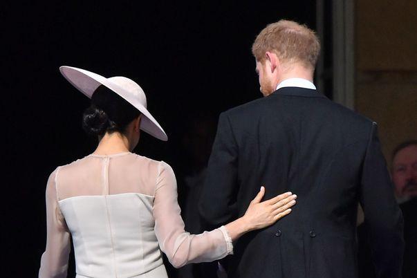 Meghan Markle, prima apariţie oficială ca ducesă de Sussex GALERIE FOTO