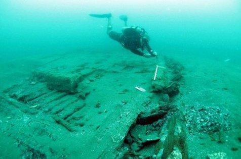 Un robot subacvatic a găsit o epavă în Marea Caraibilor cu o comoară valorând 17 miliarde de dolari