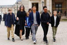 Angelina Jolie nu îşi poate aduce copiii la premiera noului ei film, Maleficent 2