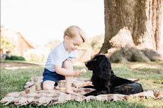 Prinţul George al Marii Britanii, în vârstă de patru ani, ameninţat cu MOARTEA