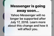 Yahoo! Messenger se închide din luna iulie