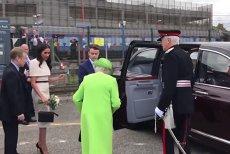 Meghan Markle, analizată dur de presă, la prima vizită oficială alături de Regina Elizabeta a II-a. Momentul de confuzie comentat de toată lumea