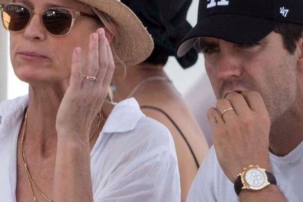 """Starul serialului """"House of Cards"""", Robin Wright, s-a căsătorit cu iubitul ei"""