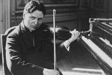 Vioara maestrului George Enescu la malul mării într-un spectacol dedicat Centenarului
