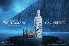 IARNA SE APROPIE. Casele Stark, Targaryen, Lannister şi Baratheon, incluse într-o SERIE LIMITATĂ de whiskey