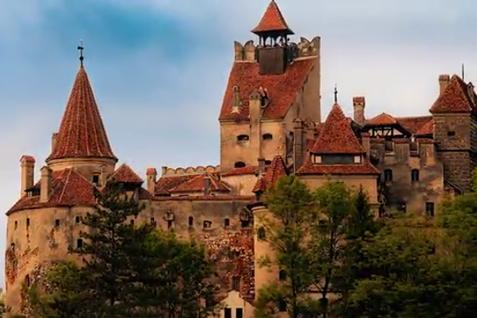 Castele de legendă BÂNTUITE sau turismul DE SPERIAT. Şase clădiri care ascund poveşti ÎNSPĂIMÂNTĂTOARE