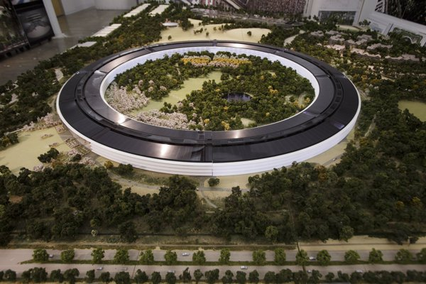Apple, sediul din Cupertino