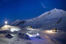 FROZEN LOVE, tema noului Hotel de Gheaţă de la Bâlea. Care sunt ATRACŢIILE sezonului