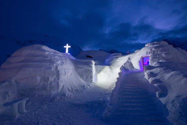 Tema aleasă în acest an pentru hotelul de gheaţă de la Bâlea: Frozen Love