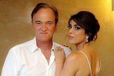 TRUE ROMANCE: Quentin Tarantino S-A ÎNSURAT pentru prima oară, la 55 de ani. Cine este aleasa celebrului regizor