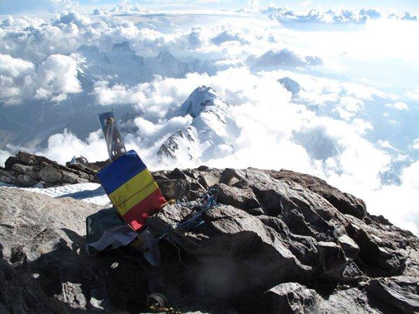 Declaraţia de dragoste pentru România a unui alpinist de etnie maghiară