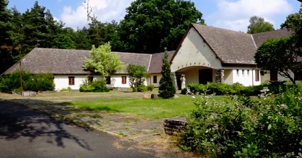 Casa lui Joseph Goebbels, scoasă la vânzare de 20 de ani, dar cumpărătorii se lasă așteptați