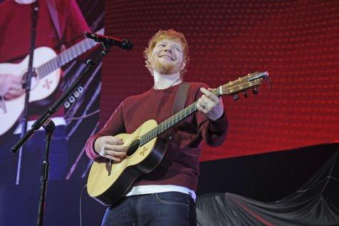 Ed Sheeran, JUDECAT din nou pentru PLAGIEREA unei piese a lui Marvin Gaye