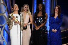 GLOBURILE DE AUR 2019 - Green Book şi Bohemian Rhapsody, marii câştigători. Tul, paiete şi rochii de bal au strălucit pe COVORUL ROŞU