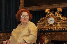 Proprietara faimosului Hotel Negresco, Jeanne Augier, A MURIT la 95 de ani
