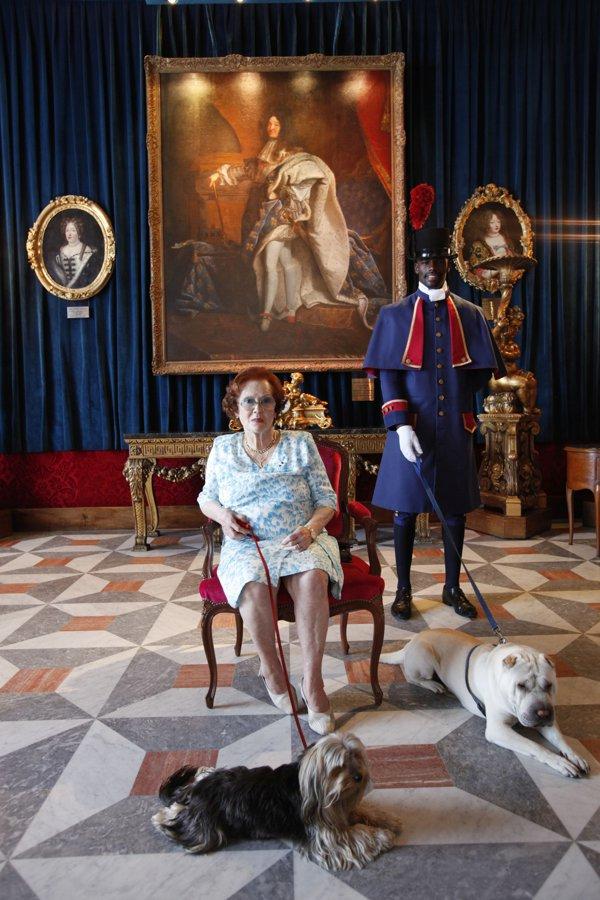Proprietara celebrului Hotel Negresco din Nisa a murit la 95 de ani