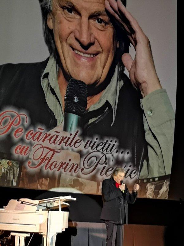 Florin Piersic: Îmi pare rău de un singur lucru
