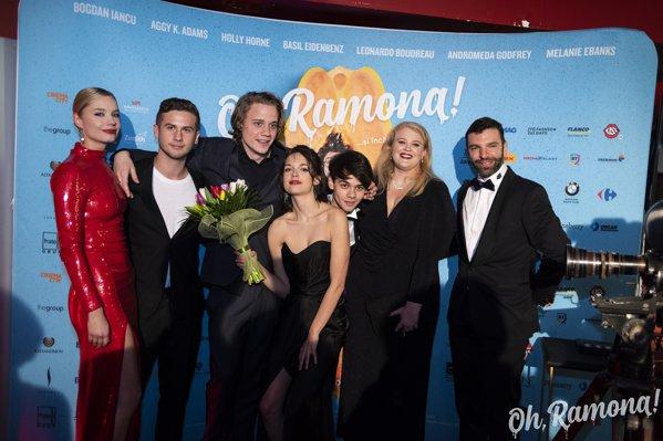 """Comedia """"OH, RAMONA!"""", lider categoric în box office-ul românesc de weekend şi RECORD de audienţă"""