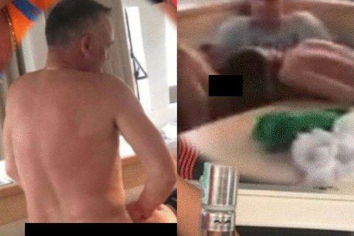 Scandal sexual în plină campanie electorală. Primar filmat pe un iaht în timpul unei orgii cu prostituate