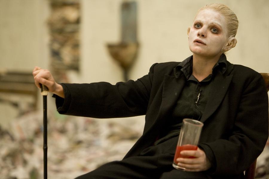 Ofelia Popii – în rolul Ofeliei din Hamlet