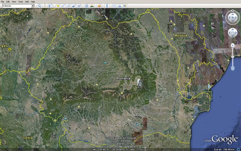 Harta Harta Romaniei Google