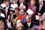 NUNTA REGALĂ. Familia regală a României la căsătoria prinţului William –GALERIE FOTO