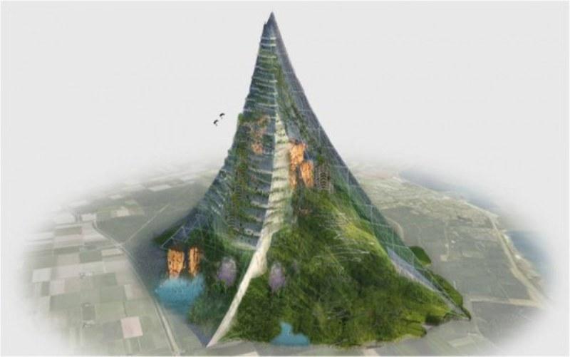 Un proiect ambiţios care ar putea ridica nivelul Ţărilor de Jos. Olandezii vor să construiască UN MUNTE ARTIFICIAL