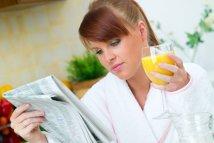 STUDIU. Sucul de fructe poate favoriza apariţia cancerului