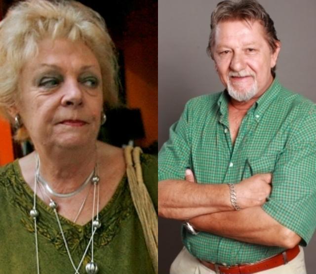 Ileana Stana-Ionescu şi Sebastian Papaiani au primit câte o stea pe Walk of Fame din Capitală