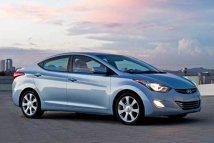 """Hyundai Elantra a fost aleasă """"maşina anului 2012"""" la Salonul Auto de la Detroit"""