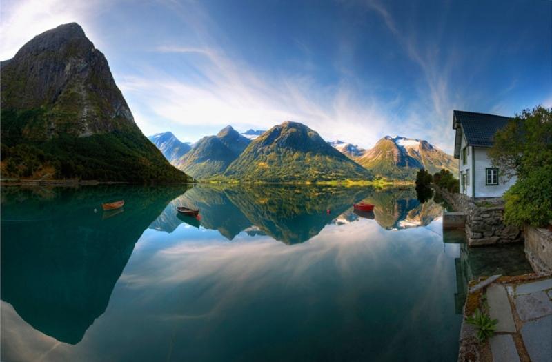 GALERIE FOTO. Cele mai frumoase locuri şi peisaje din lume